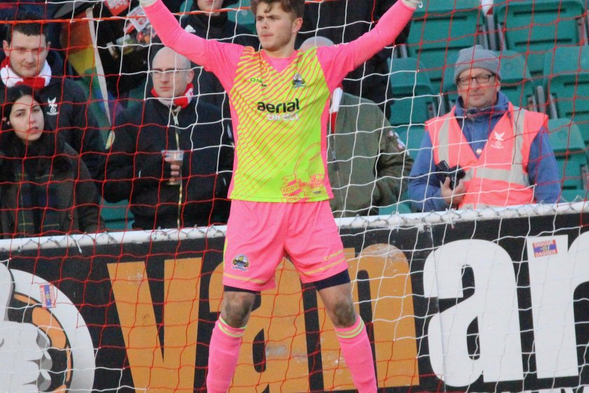 Controversial last gasp penalty sinks Boro'