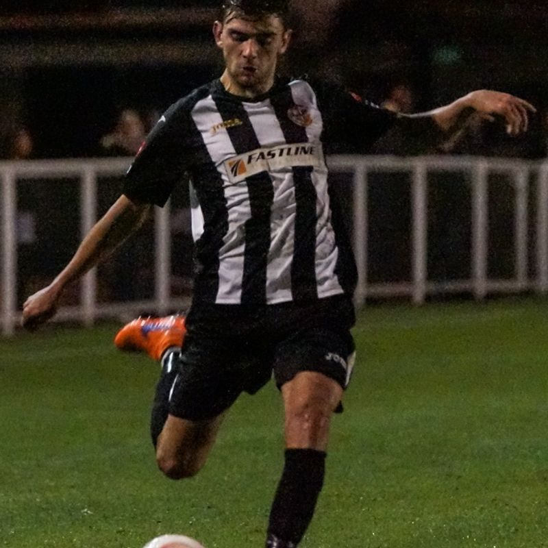 Tilbury and Bury Town Share the Spoils