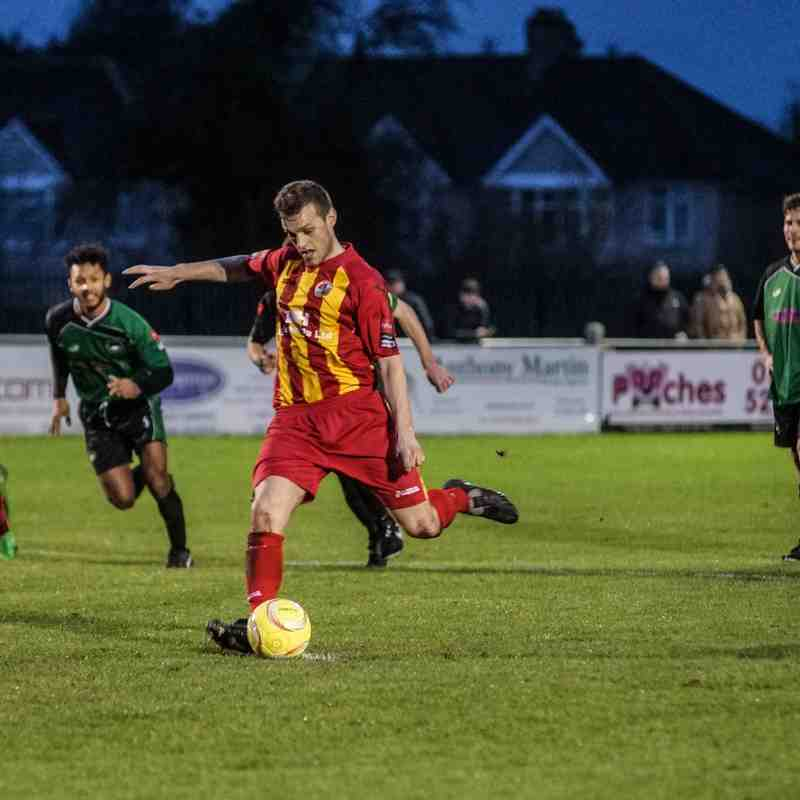 Phoenix Sports v Tilbury (Photos with thanks to Mikey Cartwright Ponderosa Pix)
