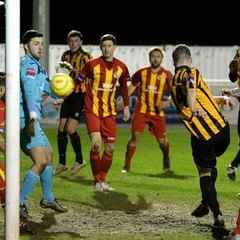 Cheshunt Come from Behind to beat the Dockers