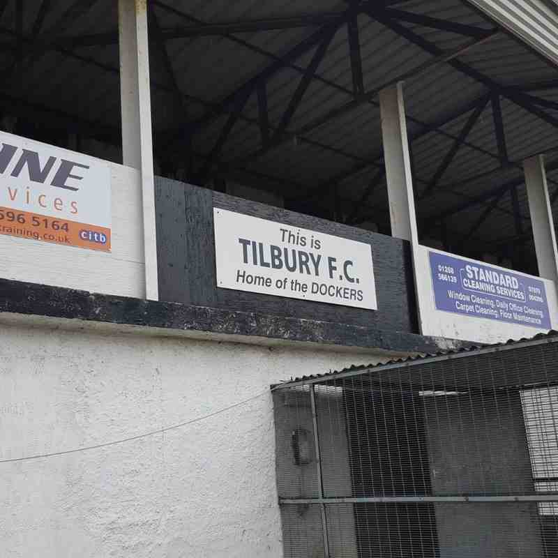Tilbury v Thamesmead Town (Photos by Steve Crump)
