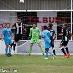 Dockers Progress In FA Cup (Photo with thanks to Ian Davidson)