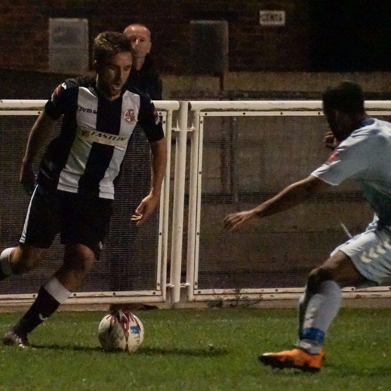 Tilbury Lose at Home