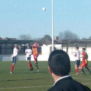 Tilbury Suffer Defeat at Witham