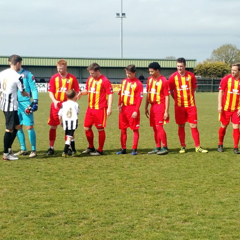 The Season Finishes with Away Day Win