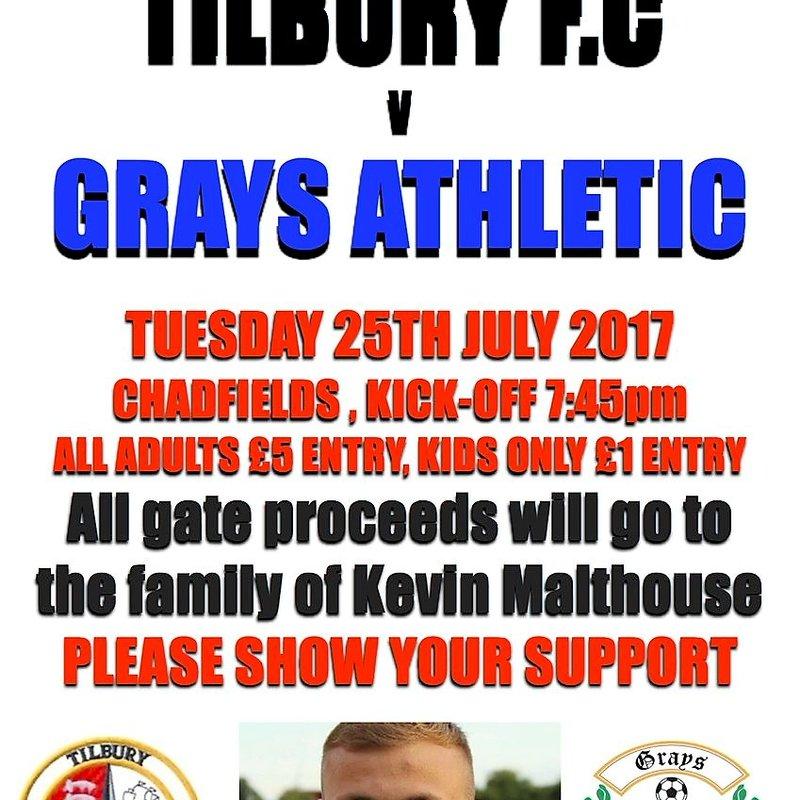 Tilbury v Grays Athletic