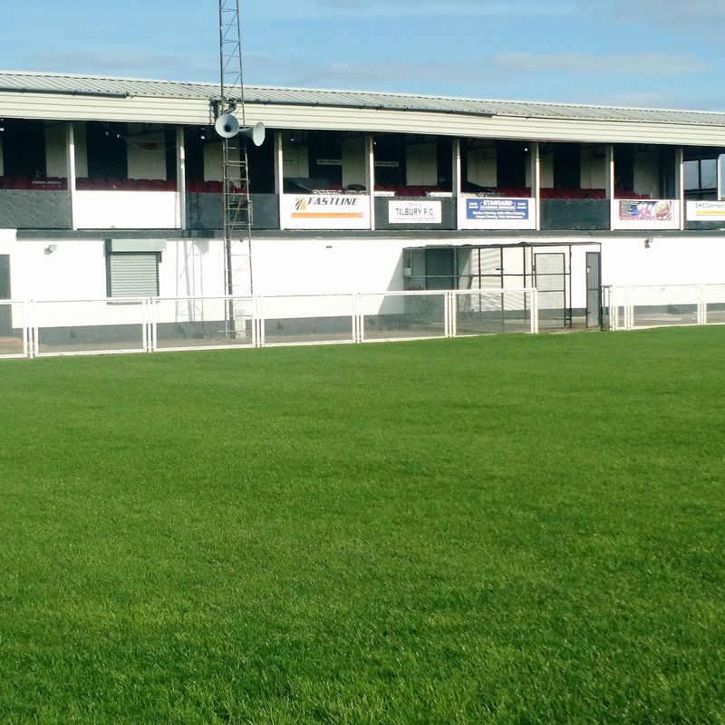 Tilbury Open Season with Defeat