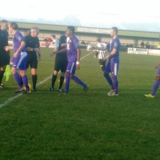 Dockers Produce Good Performance But Undone by Clinical Dereham