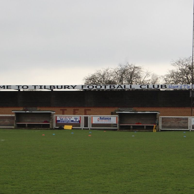 Tilbury's Home Poor Form Continues