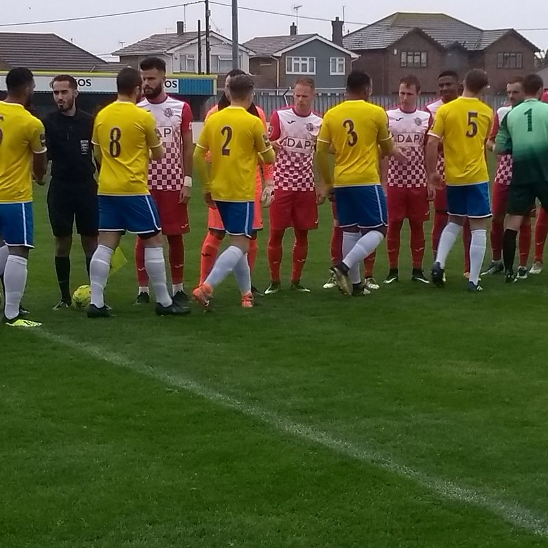 Hard Earned Point at Canvey Island