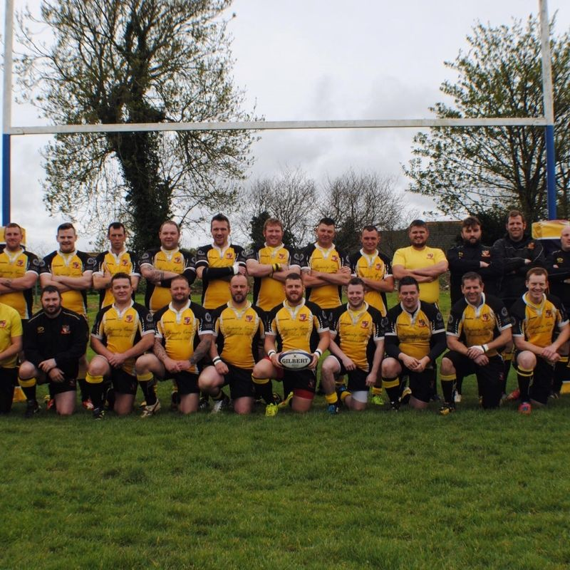 1st XV lose to Newquay Hornets 36 - 16