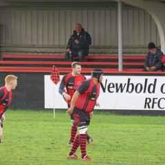 Newbold 1sts V Wellingborough