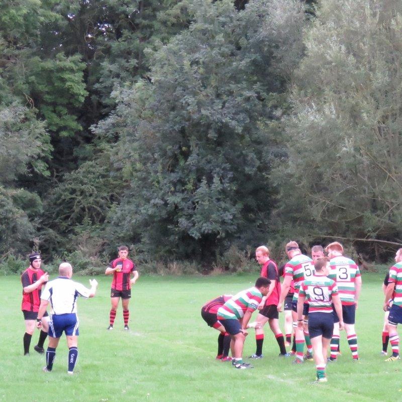 Newbold 2nds 29 v 17 Lutterworth 2nds