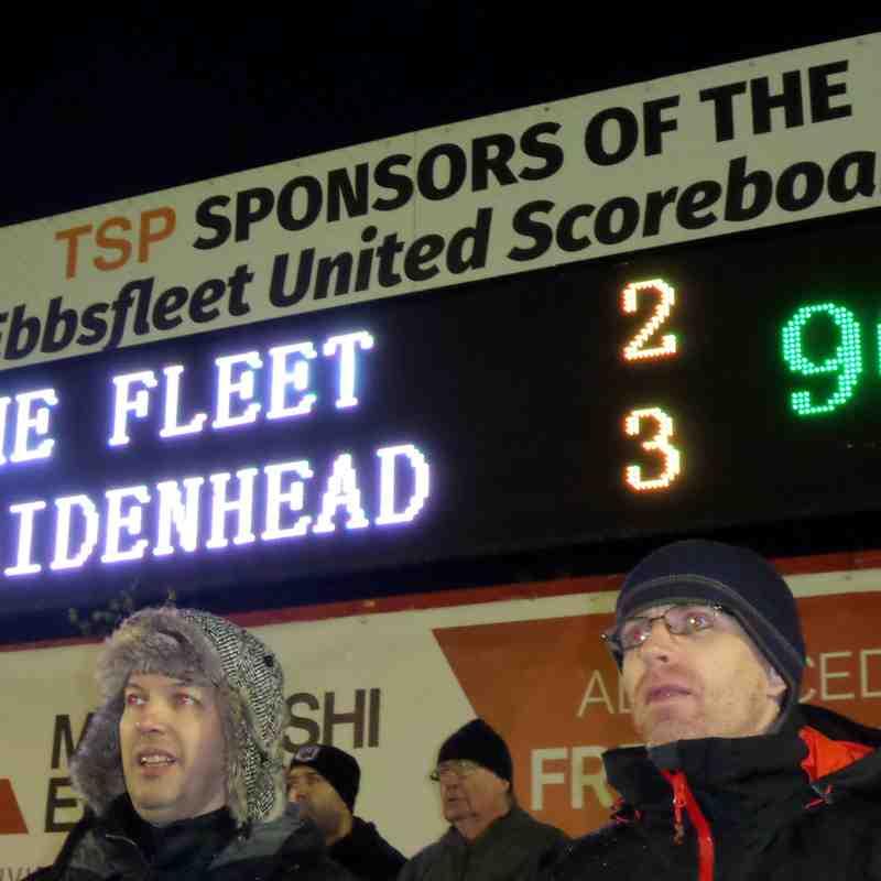 Ebbsfleet United 19.11.2016