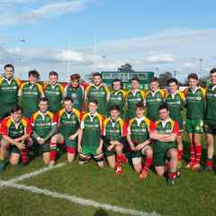 Colts lose entertaining Cheshire Plate Semi Final