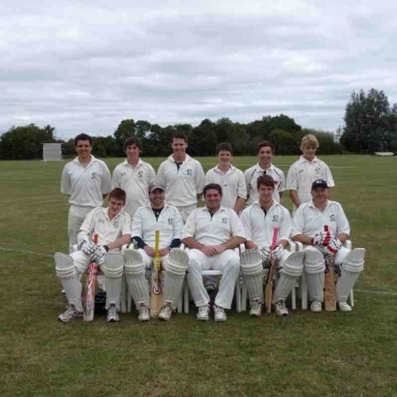 2nd XI squad photo
