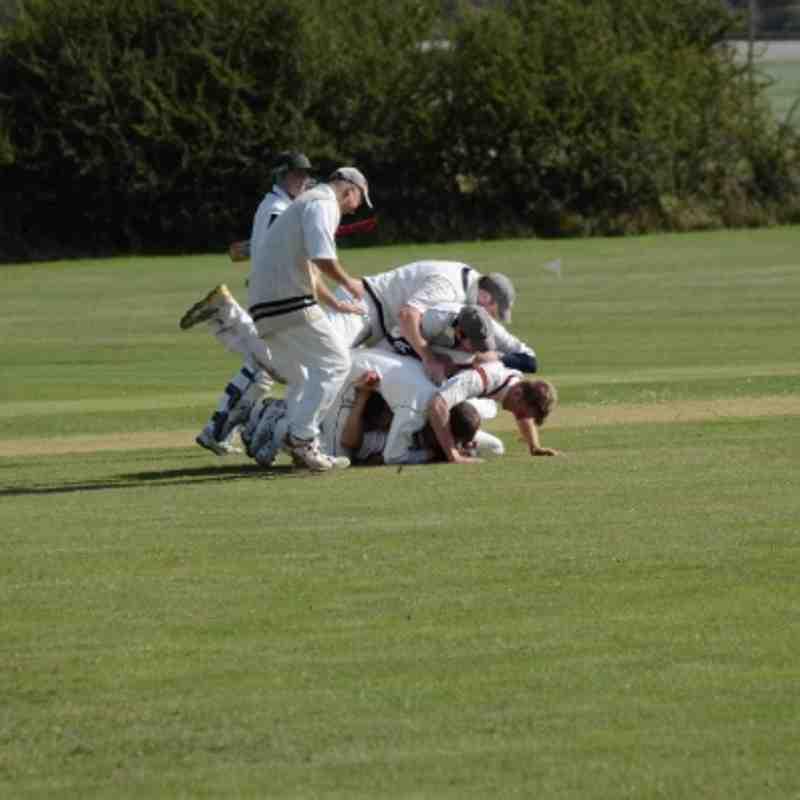 2011-09-17 1st XI v Corby SL