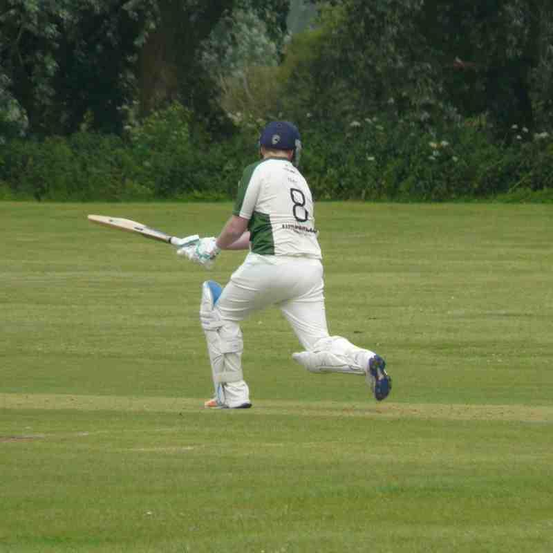 1st v Brixworth (Arthur Hanley)