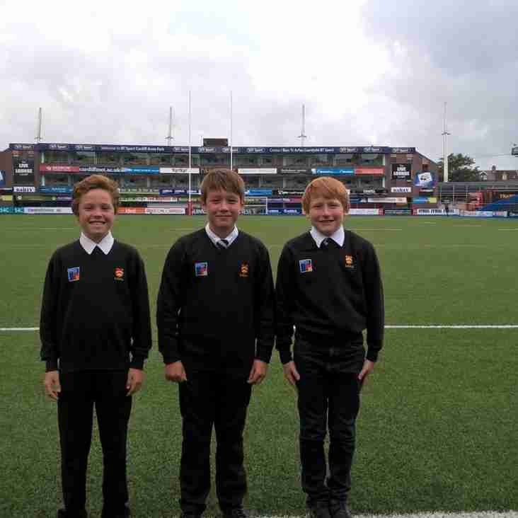 Rhiwbina U11s season round up