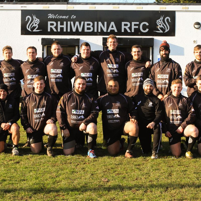 Rhiwbina leak 50 points at Treorchy