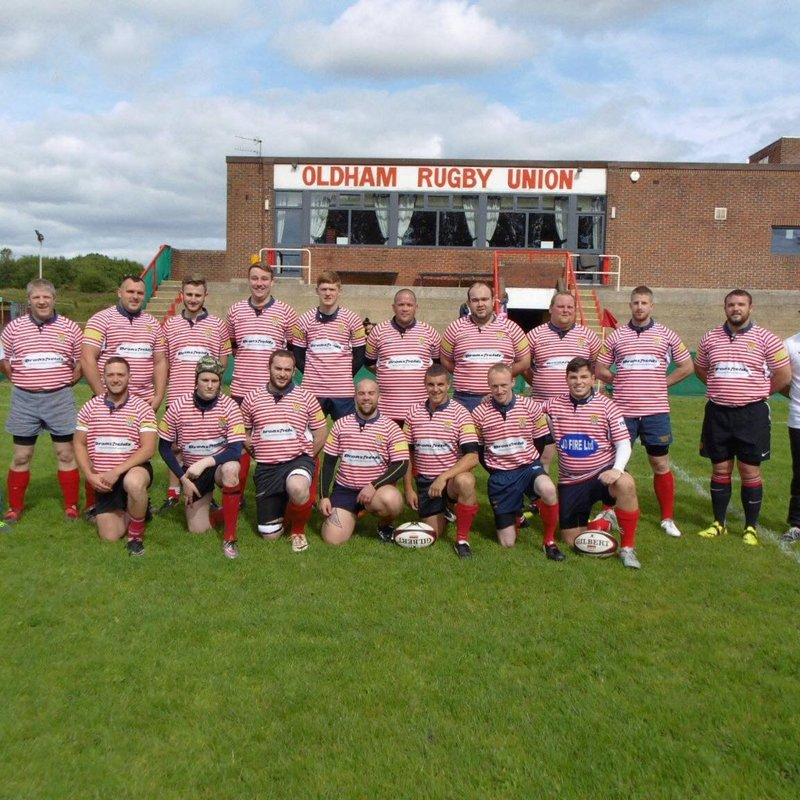 Oldham RUFC 2nd XV lose to Penrith 2 57 - 15