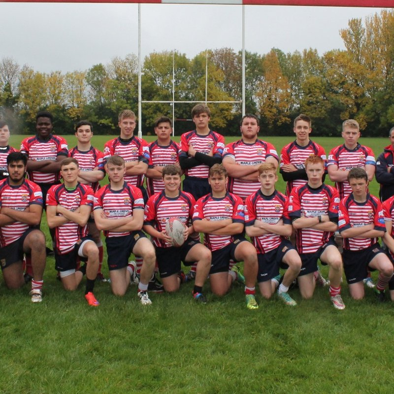 Oldham U18 Senior Colts vs. Preston Grasshoppers U18 Senior Colts