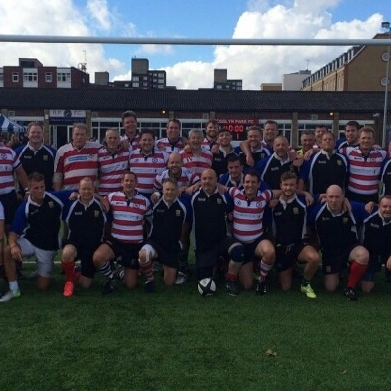 Oldham RUFC Vets XV lose to Sedgely Park Socials 7 - 5