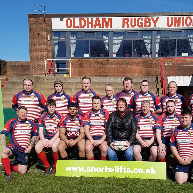 Oldham RUFC 2nd XV lose to Eccles 2 29 - 10