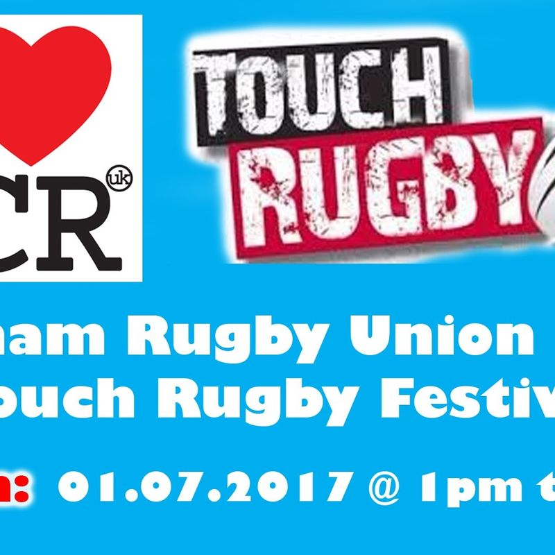 Oldham Rugby - Touch Rugby Festival