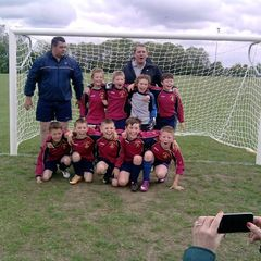 cup champions 2011 under10's