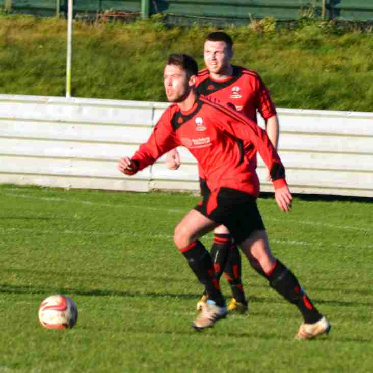 MATCH REPORT ST ANDREWS FC