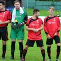 SHIREBROOK OUTCLASSED BY PONTEFRACT