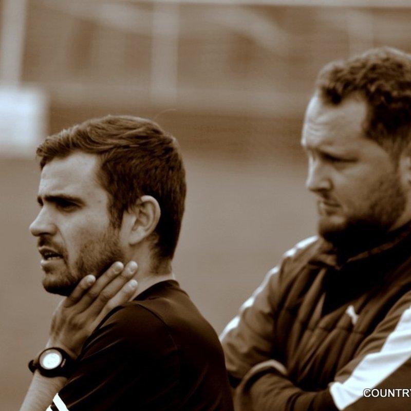 SHIREBROOK  TOWN v HALLAM FC