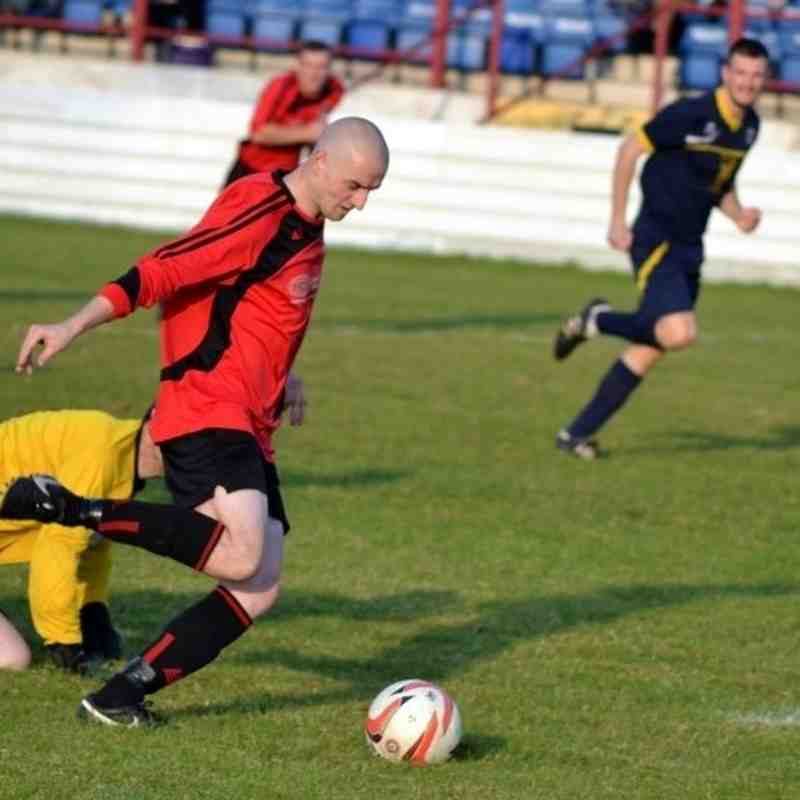 SHIREBROOK TOWN v OLLERTON TOWN - 2nd half