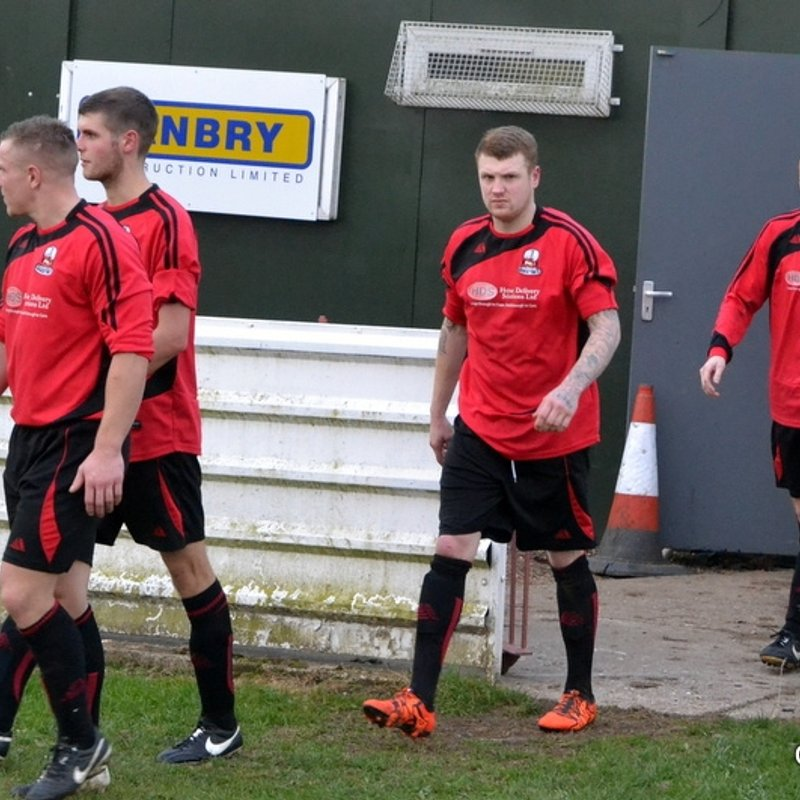 SHIREBROOK LEAVE IT LATE TO CLAIM ALL 3 POINTS
