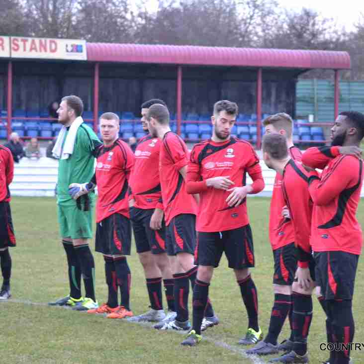 Dronfield Town Match Preview