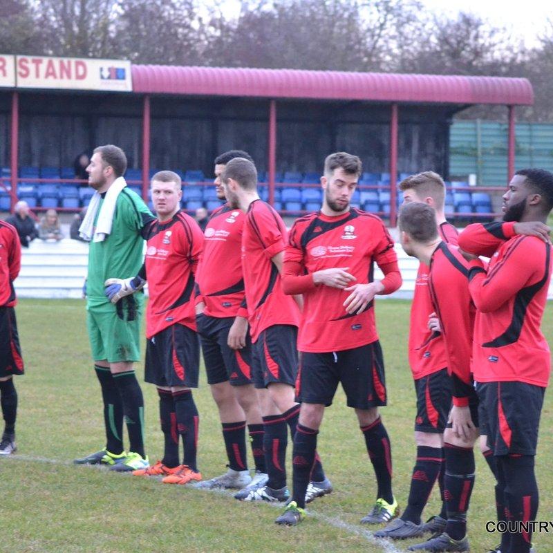 Dronfield Town Match Preview