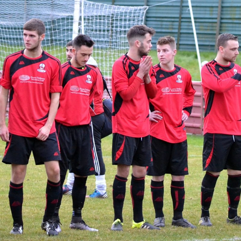 SHIREBROOK PICK UP A POINT ON THERE TRAVELS