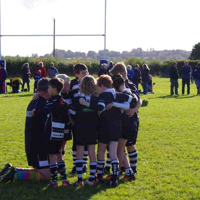 U10's Corsham Festival October 2016