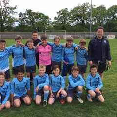 Spitfires win BYDL Cup Final