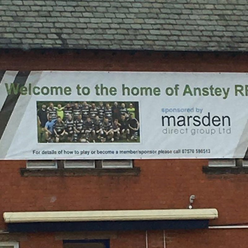 Another good win for Anstey RFC