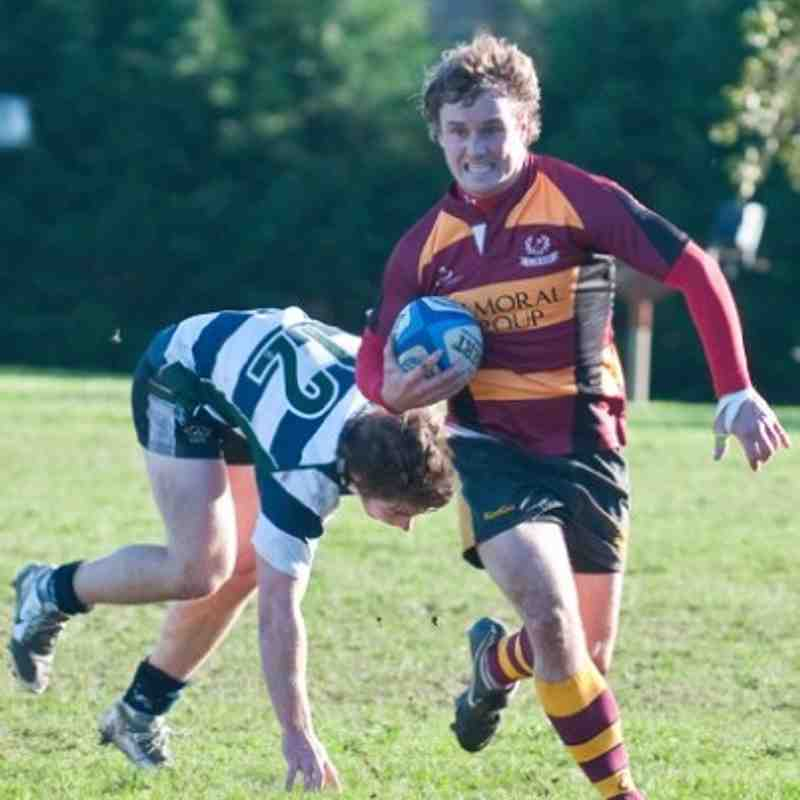 Ellon v Edinburgh Uni 2010/11