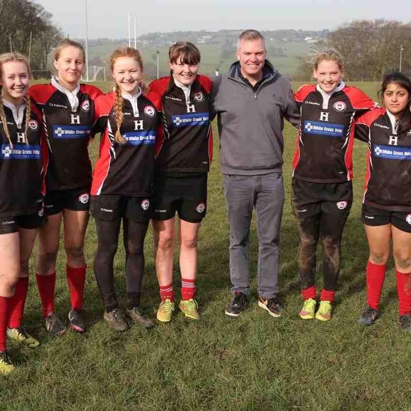 Baildon U18s v Doncaster U18s