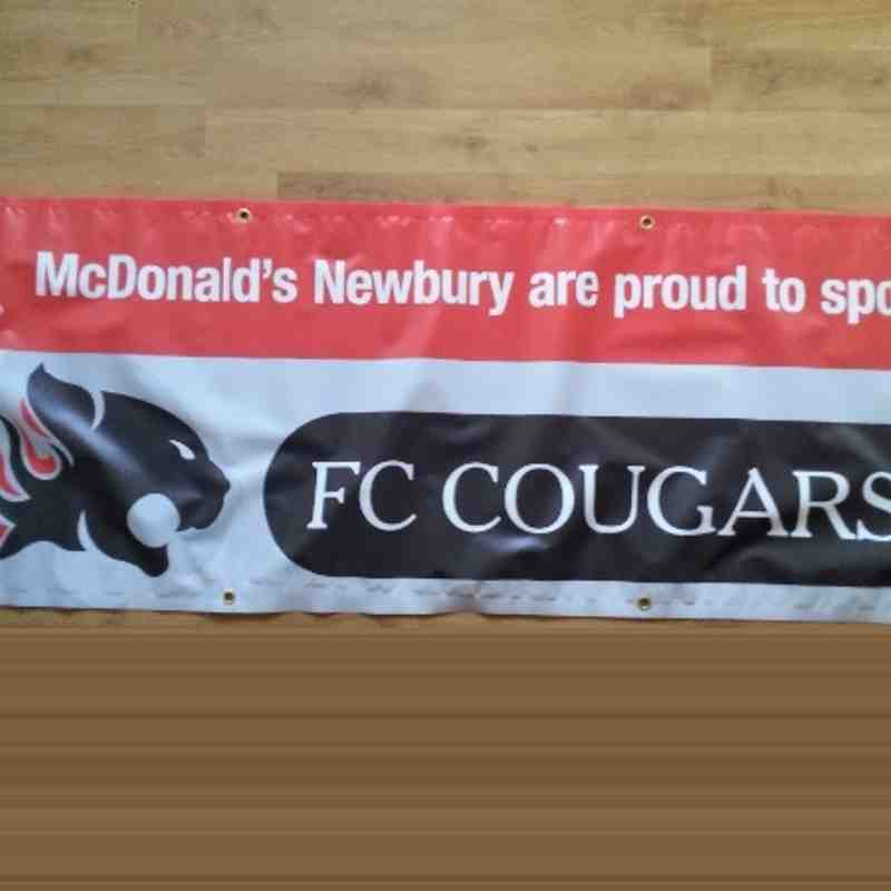 McDonald's is  FC Couars Newest sponsor
