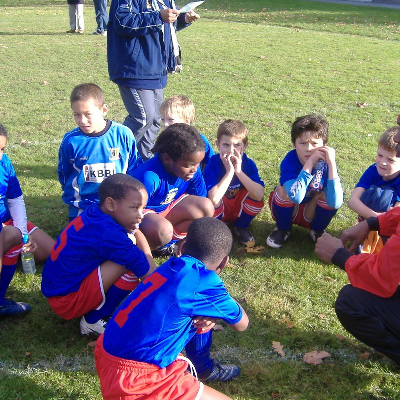 PECKHAM TOWN JUNIORS TRAINING SATURDAY 25TH NOVEMBER 2017