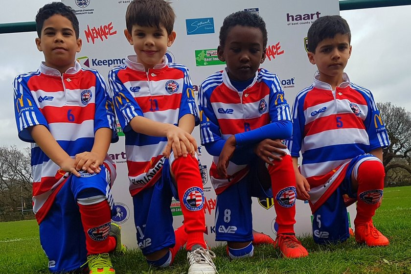 PECKHAM TOWN JUNIORS TRAINING - SATURDAY 17TH NOVEMBER 2018
