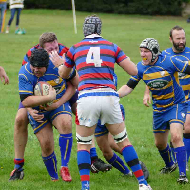 Chipstead 1's v Old Whits 23/9/17