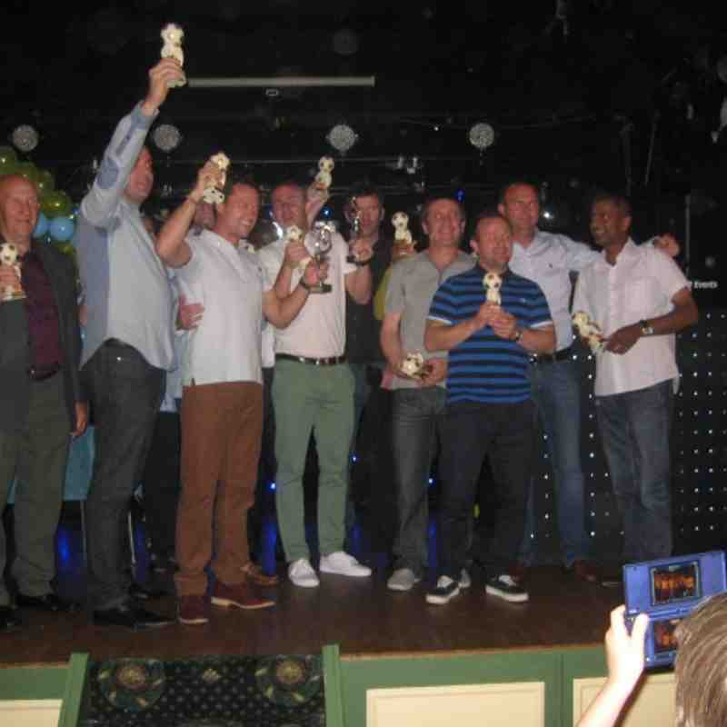 Club Presentation - 2011 / 2012