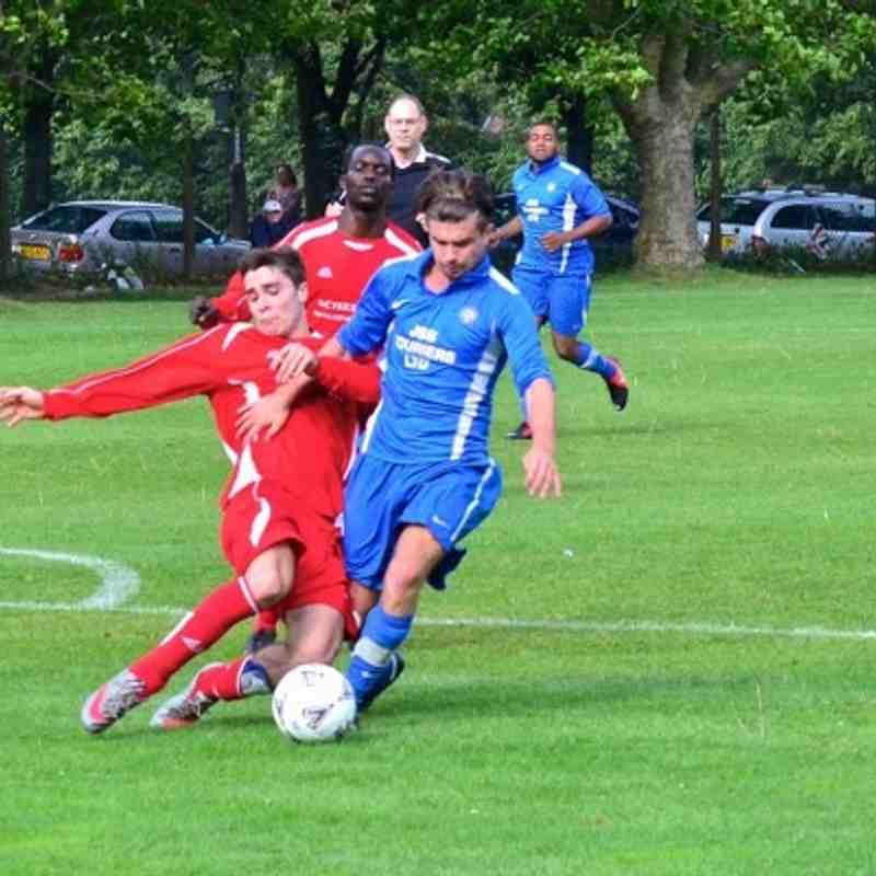 KIFL Fixture - Bridon Ropes FC vs Meridian FC - 27/8/12