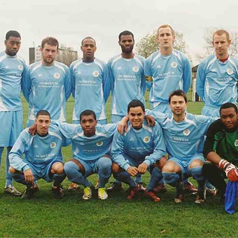 KIFL Fixture - Meridian FC vs Ashford Utd - 10/11/12